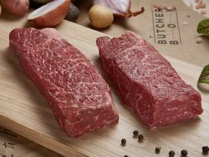 ButcherBox steak image, best meat delivery box subscription