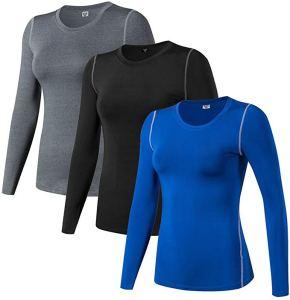 cold weather compression shirts wanayou