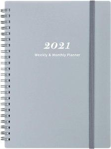 Maalbok Weekly & Monthly Planner