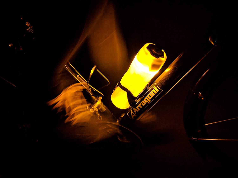 the orb bike light