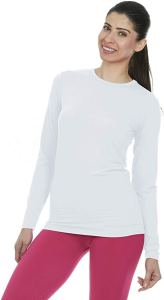 Cold weather compression shirts thermajane