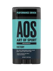 men's organic deodorant art of sport