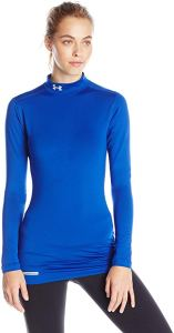 cold weather compression shirts under armour