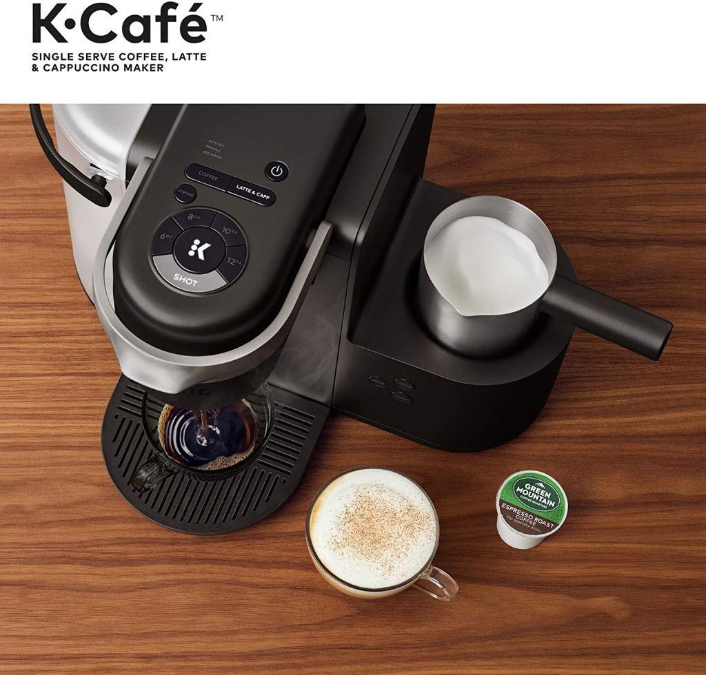 keurig k cafe coffee maker -best cyber monday deals