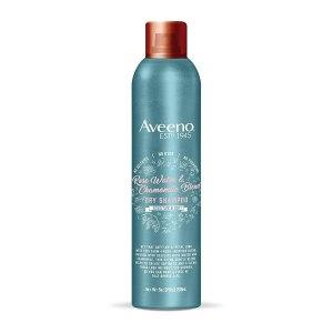 Aveeno Rose Water and Chamomile Gentle Dry Shampoo