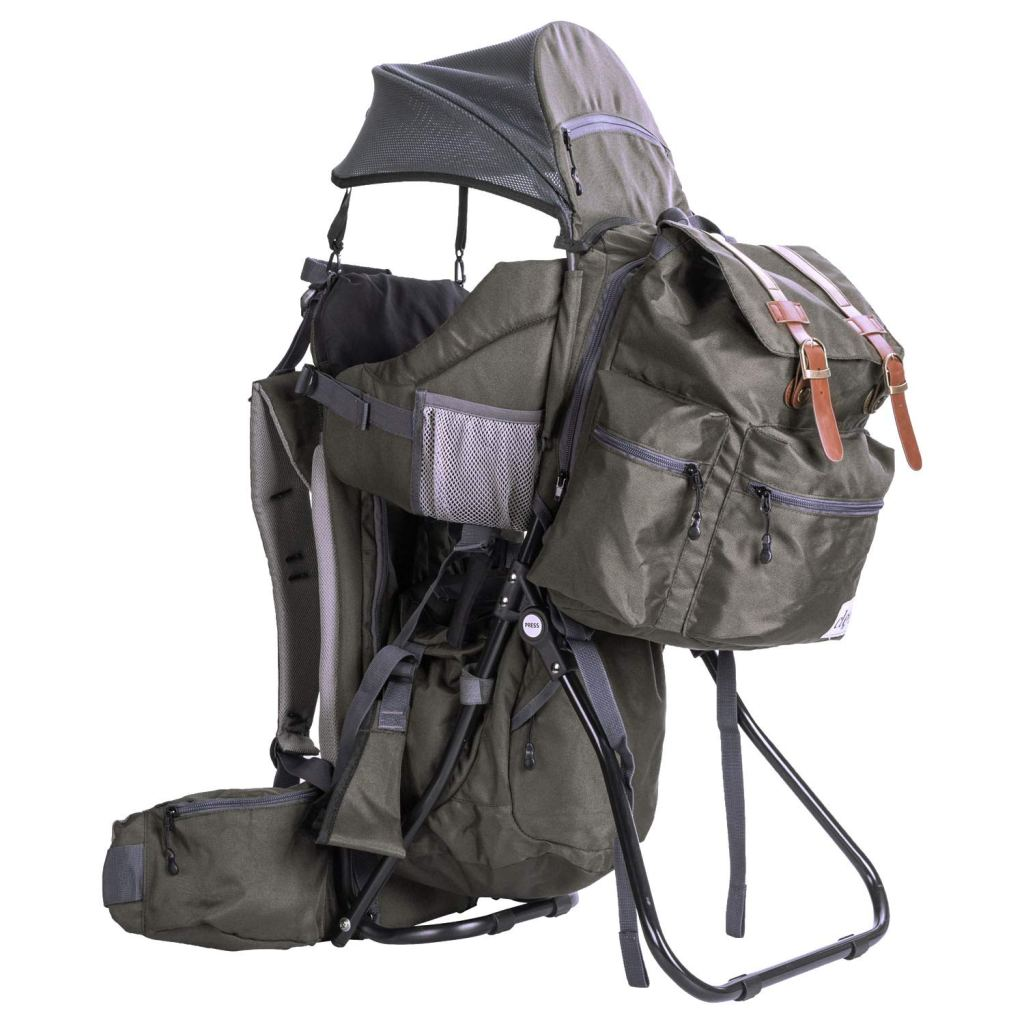 ClevrPlus Urban Explorer Child Carrier Hiking Baby Backpack