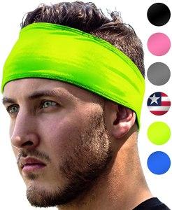reflective running gear e tronic edge headbands