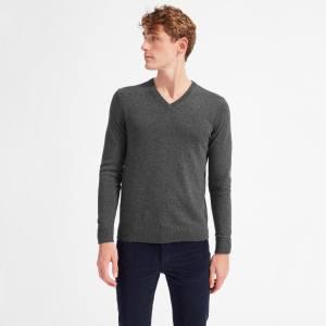 Everlane cashmere v-neck, cashmere sweaters