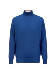 Loro Piana cashmere quarter-zip, cashmere sweaters