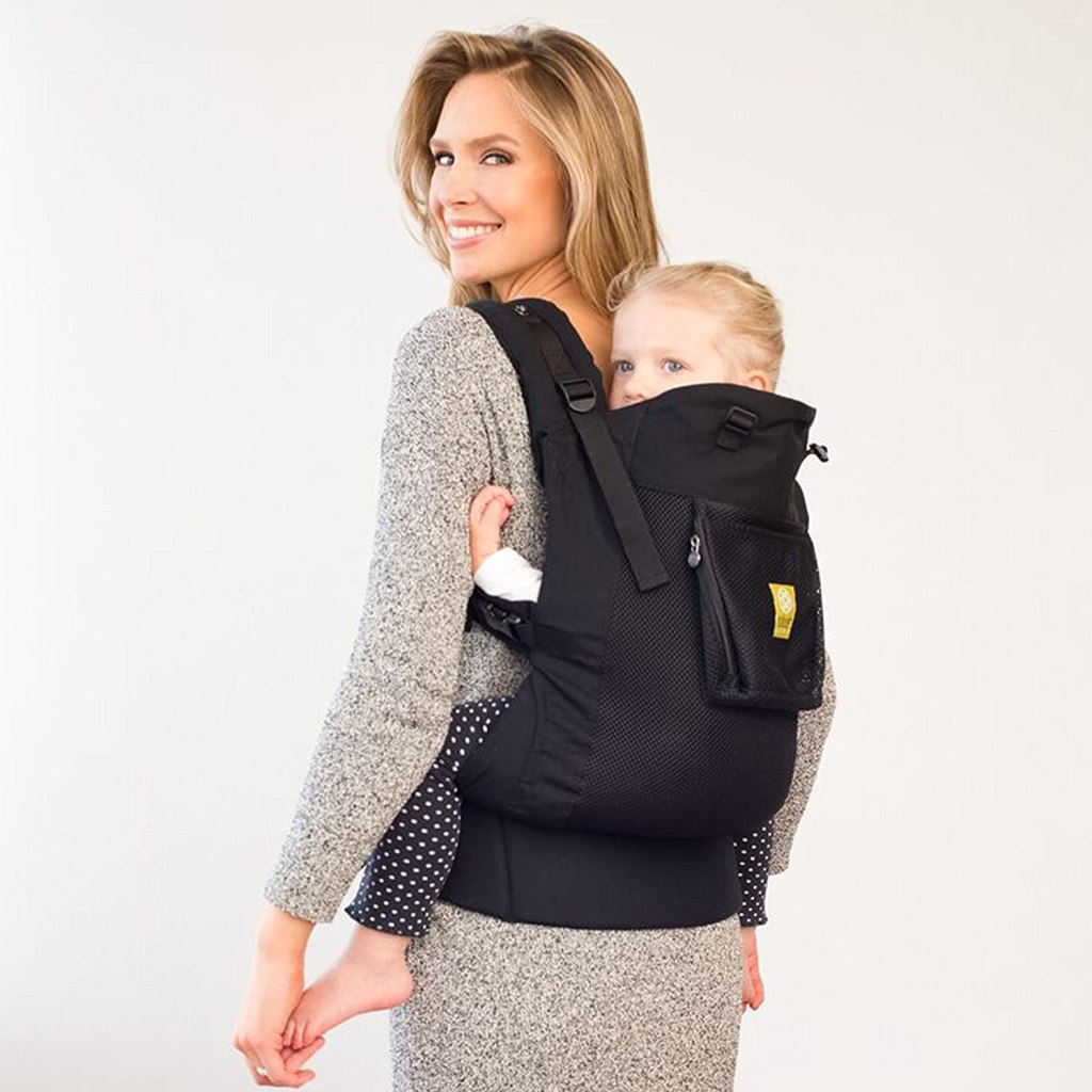 LÍLLÉbaby CarryOn Airflow 3-in-1 Ergonomic Toddler and Child Carrier