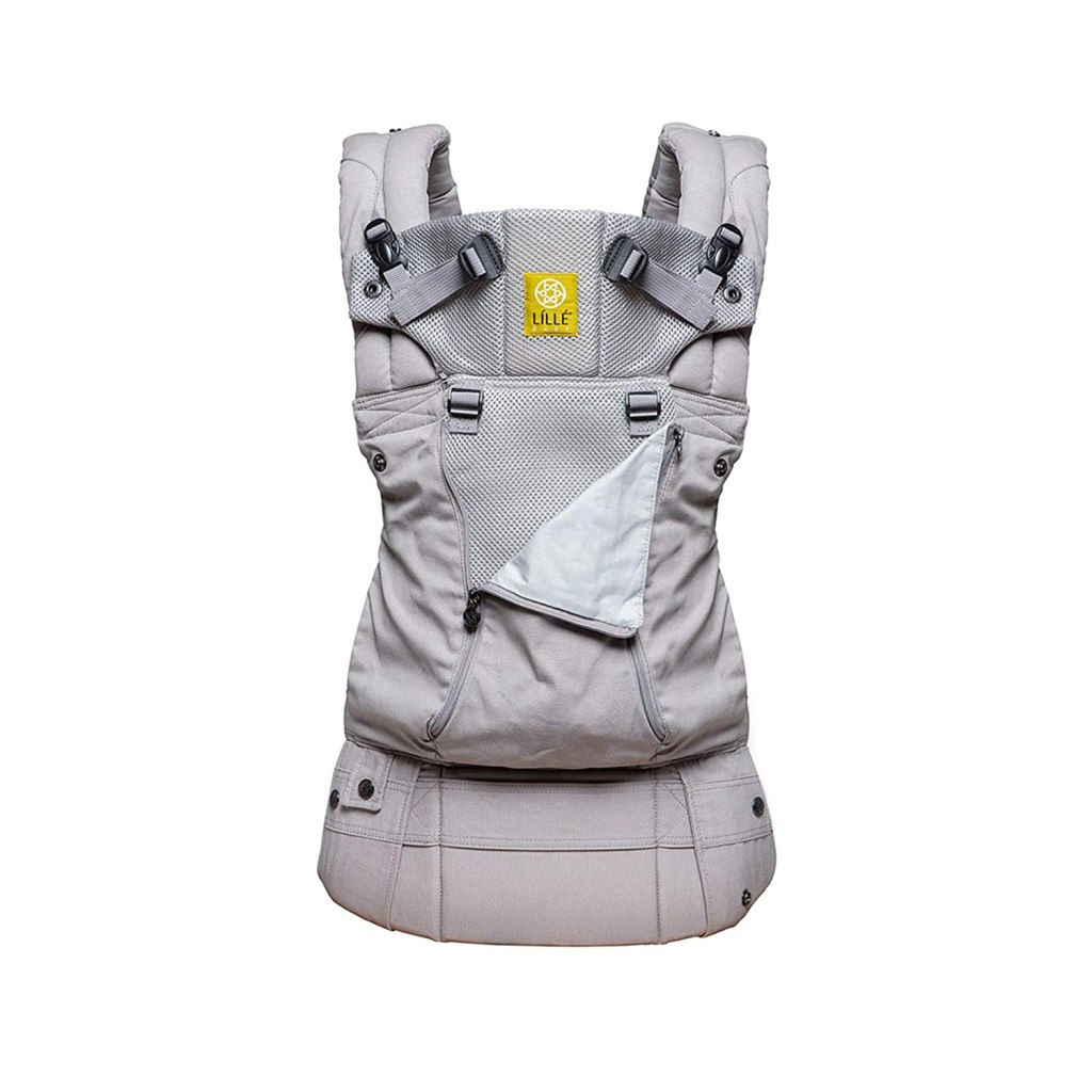 LÍLLÉbaby Complete All Seasons Six-Position 360° Ergonomic Baby and Child Carrier