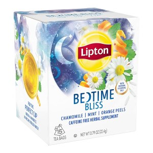 Lipton Herbal Supplement