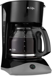 Mr. coffee 12-cup coffee maker, best coffee maker