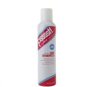 Psssssst Instant Dry Shampoo