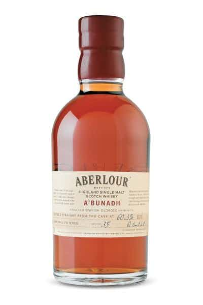 Aberlour ABunadh Scotch Whisky