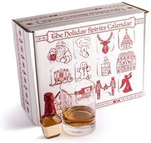wine advent calendar amazon box
