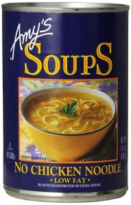 amys canned soup