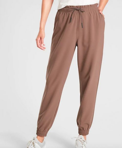 best gifts for wife 2020 - athleta joggers
