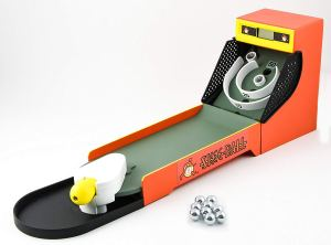 basic fun skee ball pinball