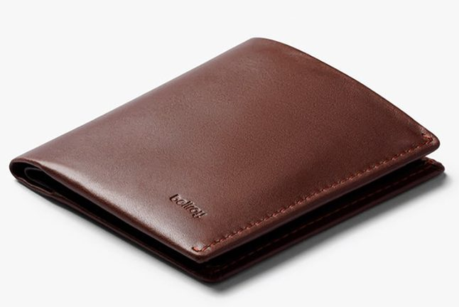 Bellroy Note Sleeve Slim Leather RFID Wallet - Best Gifts for Dad 2020