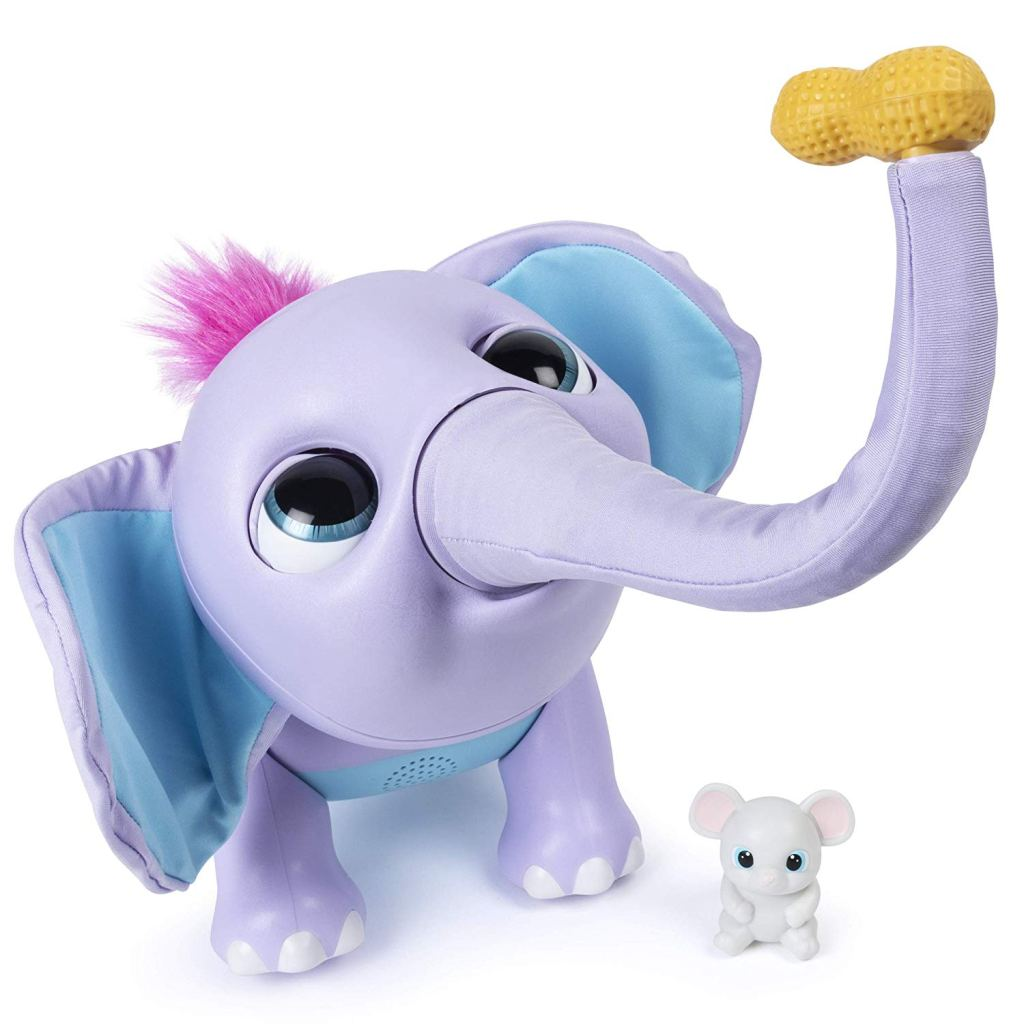 wildluvs juno baby elephant toy