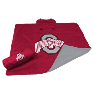 Logo Brands NCAA All-Weather Blanket