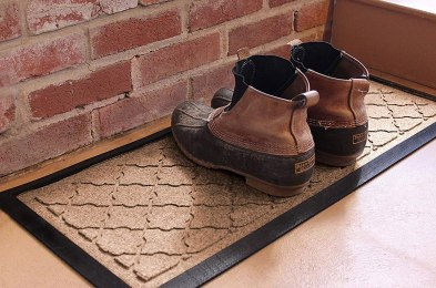 these boot trays are a winter essential for a cleaner house