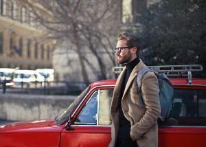 Coat Men's Essentials