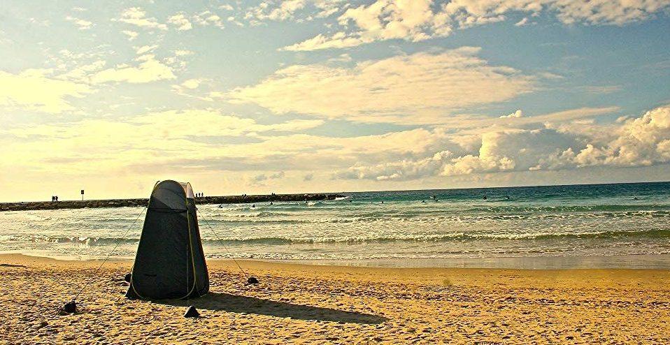 best portable shower tents