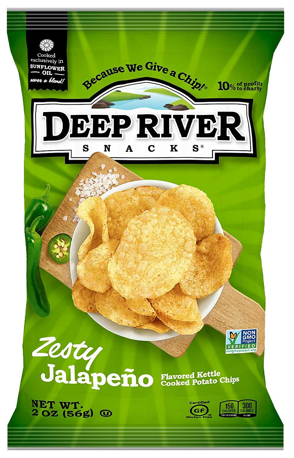 best potato chip brands deep river