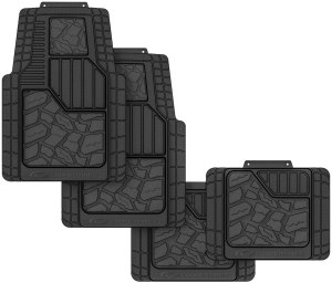 Cooper Tires Discoverer STT Pro All Weather Rubber Floor Mat