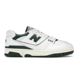 New Balance 550 Aime Leon Dore White Green