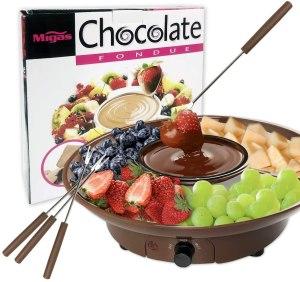 best fondue pots diy chocolate