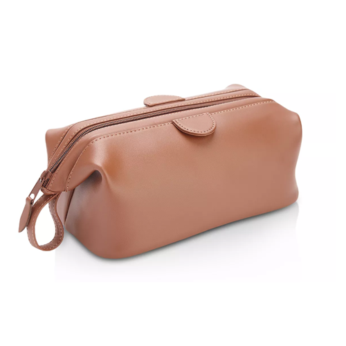 Royce New York Leather Toiletry Kit