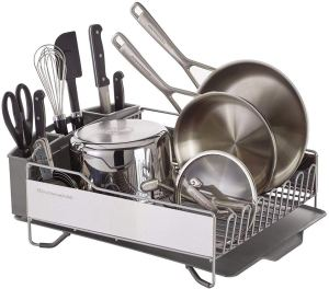 best dish drying rack kitchenaid