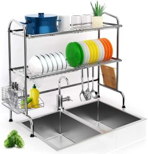best dish drying rack over sink