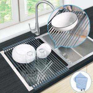 best dish drying rack roll up