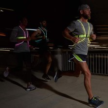 Running In The Dark? You Need These Reflective Running Essentials