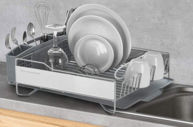 The Best Drying Racks That Help Take the Chore Out of Dish Duty