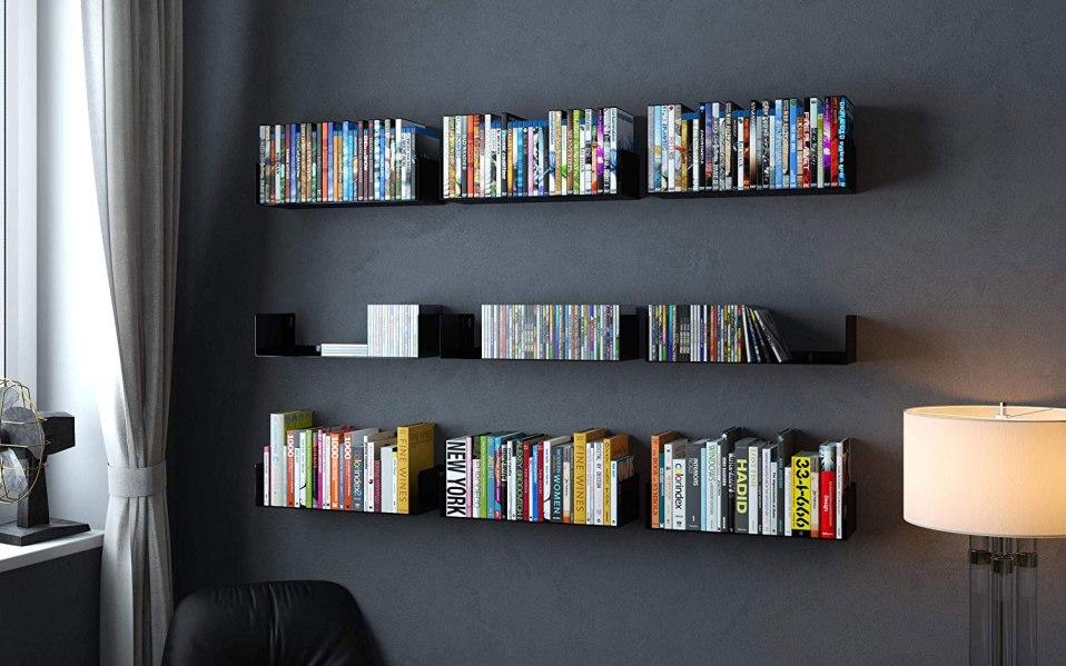 best floating bookshelves 2019