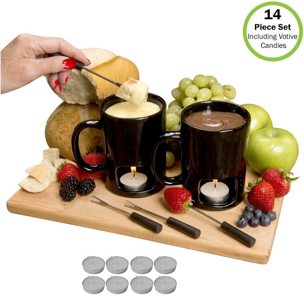 best fondue pots evelots