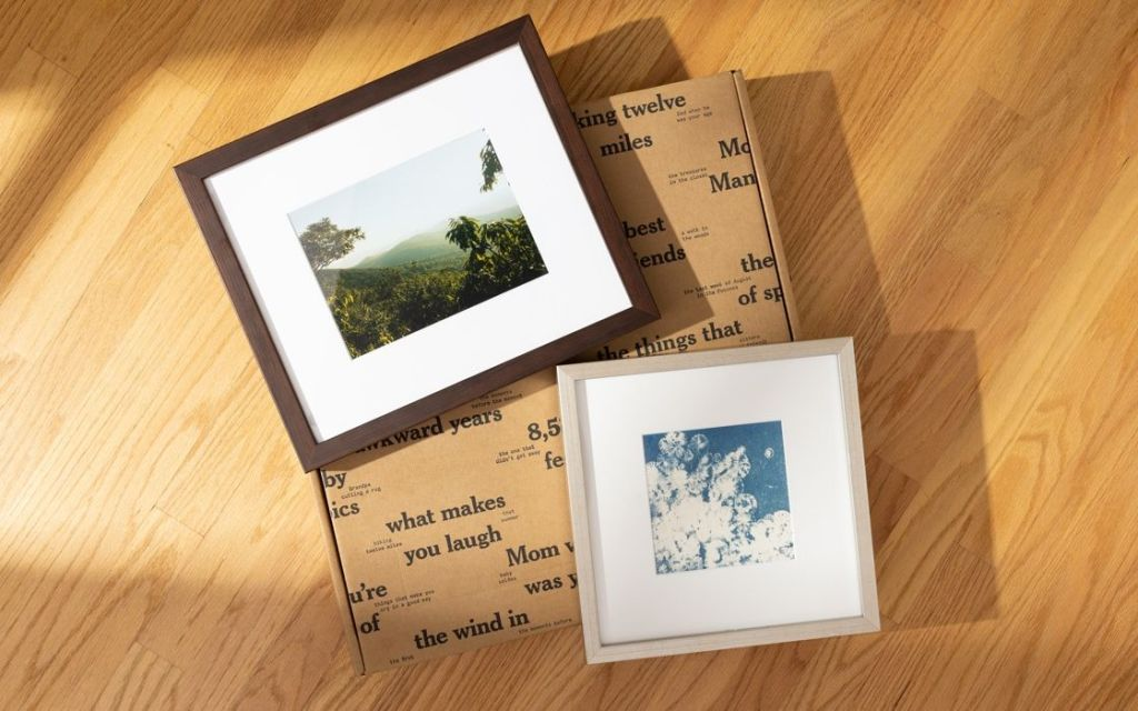 online framing services framebridge