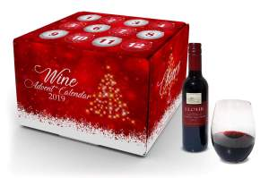 wine advent calendar give them beer