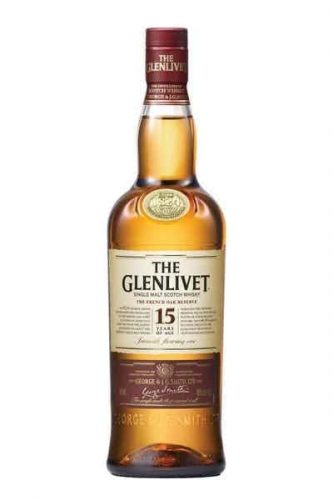 Glenlivet 15 Year Scotch Whisky