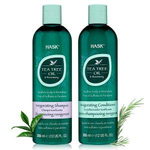 tea tree oil shampoo hask
