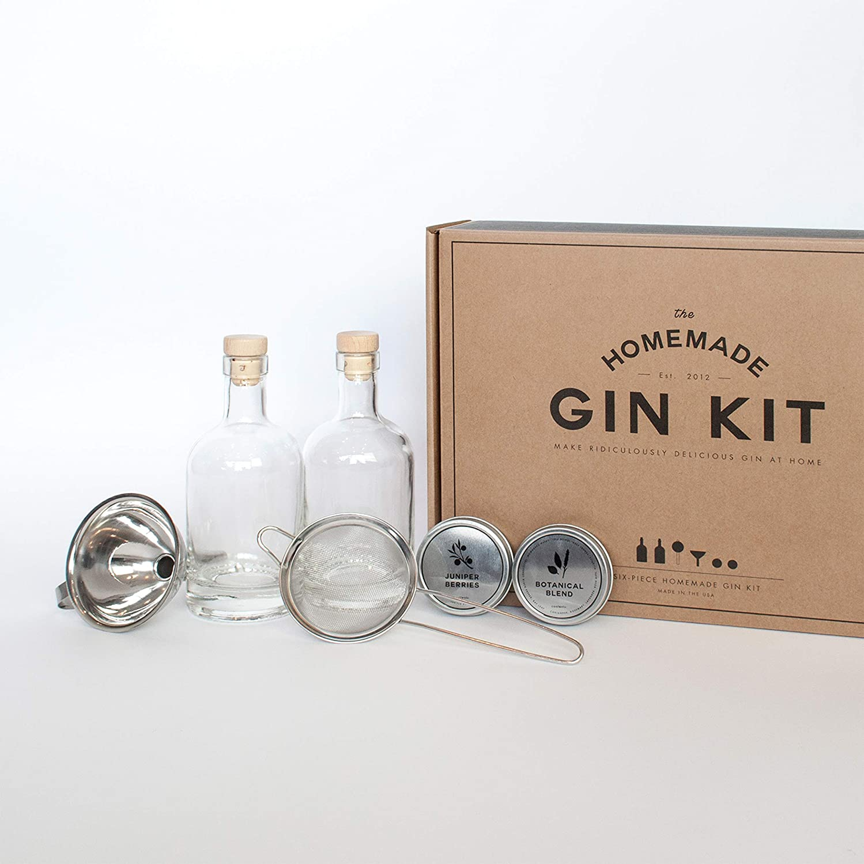 best hostess gifts, gin making kit