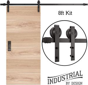 industrial by design barn door kit