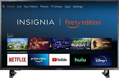 Insignia 32-inch 720p HD Smart LED TV