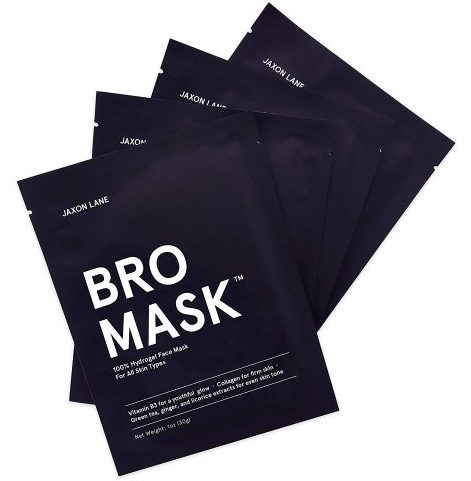 Jaxon Lane Bro Mask Facial Sheet Mask