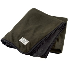 L.L.Bean Outdoor Waterproof Blanket